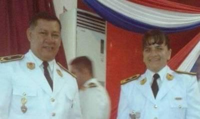 Crimen de mujer policía ocurrió frente a su madre