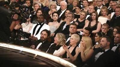 La reacción de Hollywood en los Oscars con el final menos esperado