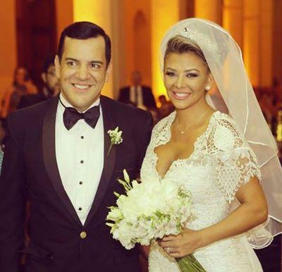 El lado raro de la boda de Marly Figueredo
