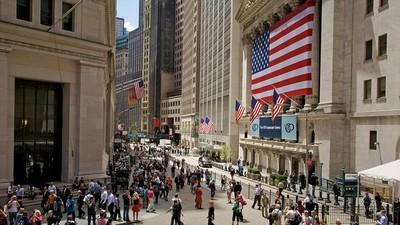 Wall Street y Dow Jones con ligeras bajas al inicio de las operaciones del lunes