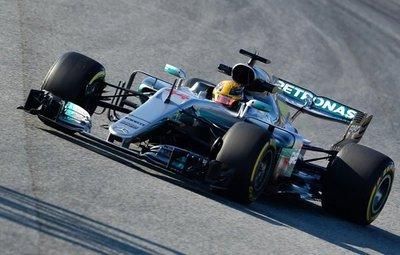 Vuelve la Fórmula 1