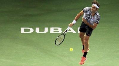 Roger Federer regresa con una cómoda victoria