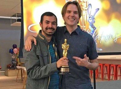 Paraguayo es ganador de un Oscar