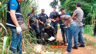 Yguazú: Hallaron mochila con material explosivo