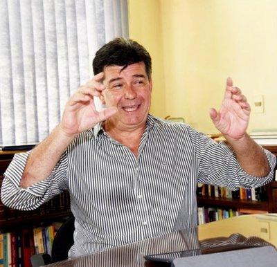 PLRA rechazó candidatura de Lugo, afirma Alegre