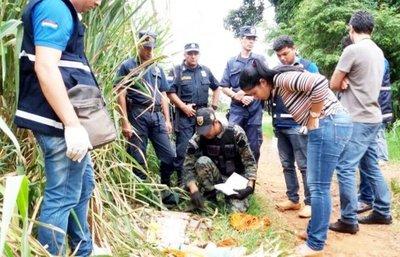 Encuentran mochila cargada con explosivos en Yguazú