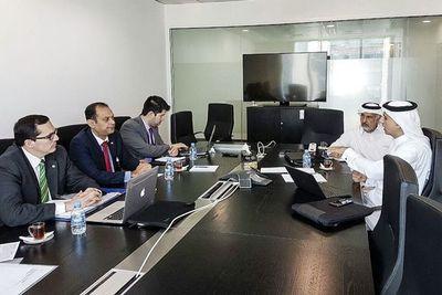 En busca de nuevos negocios con países del Medio Oriente
