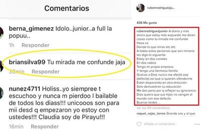 Junior Rodríguez Y Su Tremendo Descargo Tras Crítica