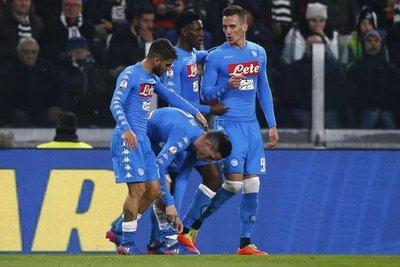El Napoli se hunde en una crisis interna