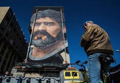 Maradona, la próxima gran adquisición china