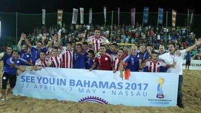 Los Pynandi en el grupo del campeón Portugal