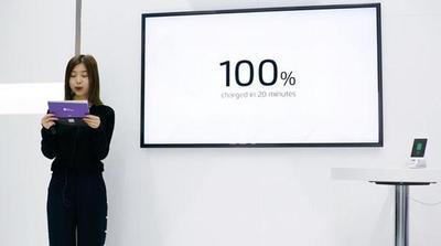 El secreto de Meizu para cargar la batería del «smartphone» al completo en solo 20 minutos
