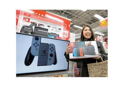 Nintendo agota su nueva consola Switch