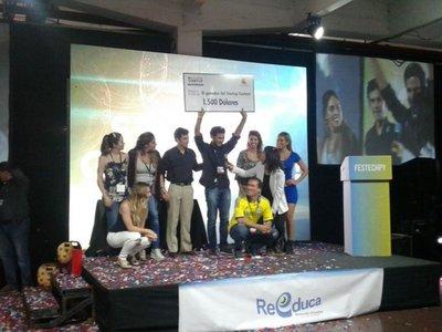 Premian a start-up en FesTechPy