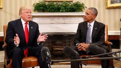 """Donald Trump solicitó al Congreso que investigue supuesto """"pinchazo"""" telefónico"""