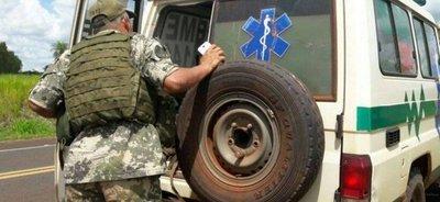 Repudian difusión de video de parto en ambulancia