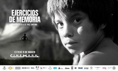 'Ejercicios de Memoria' y su estreno en la pantalla grande nacional
