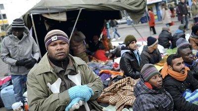 Alemania recibió cerca de 14.300 solicitantes de asilo