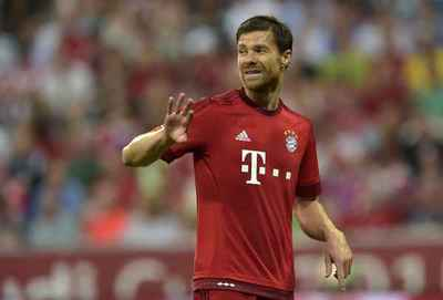 Xabi Alonso se retira del fútbol