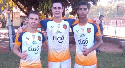 Luqueño vuelve a golear en Sub 16
