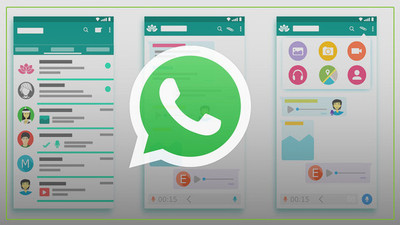 El truco para escuchar los mensajes de voz de WhatsApp en privado