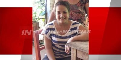 BUSCAN DESESPERADAMENTE A JOVEN DE 14 AÑOS EN CNEL. BOGADO