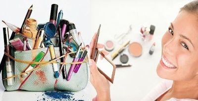 Cuidados de los cosméticos para evitar lesiones o deterioro de la piel