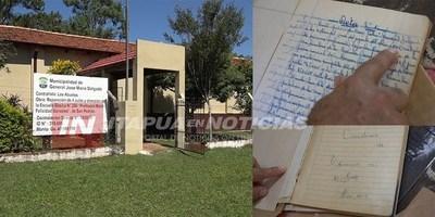 FESTEJARÁN EL CENTENARIO DE LA ESC. SAN PEDRITO