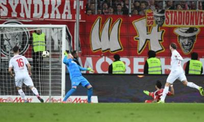 Darío se hace sentir en la Bundesliga