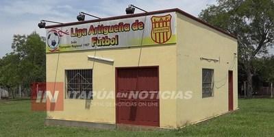 CAMPEONATO ARTIGEÑO SERÍA EN EL MES DE ABRIL