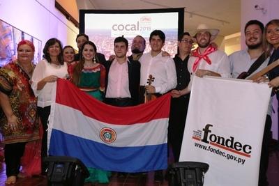 Paraguay se exhibe como sede del Cocal en Punta del Este