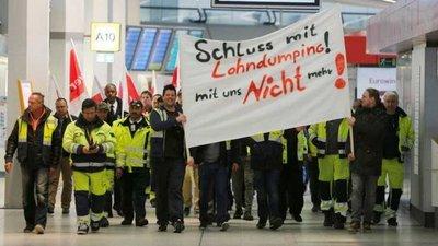Vuelos cancelados en Berlín por huelga