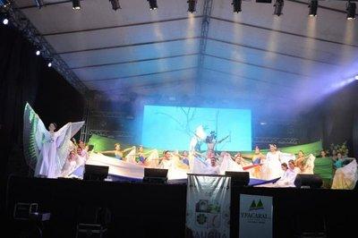 38ª edición del festival del Ñandutí