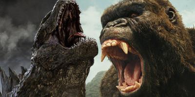 Godzilla vs. King Kong: ocho guionistas para crear un combate épico