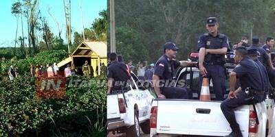 POLICÍA ALERTA EN SAN BENITO OBLIGADO