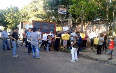 Ciudadanía se rebela ante el tarifazo de la ANDE y exige rever la medida