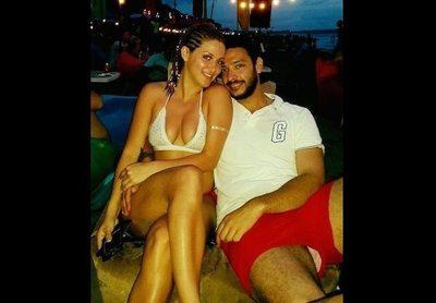 Se peleó con su novio egipcio por abusar con las videollamadas