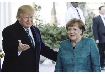 Trump tiene algo en común con Merkel: ser espiados por Obama