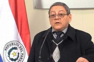 Ministro admite fragilidad de la lucha contra el narcotráfico en la frontera