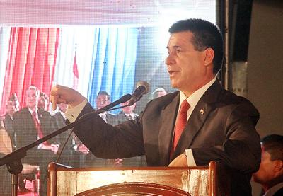 Presidente estará en apertura del Foro de Paraguay y Europa