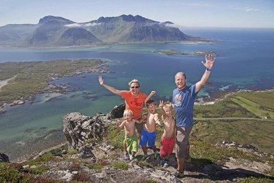 Noruega es el país más feliz