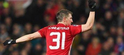 Schweinsteiger deja el Manchester United y ficha por el Chicago Fire