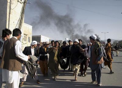 La ONU ayudó a 3,6 millones de personas en Afganistán en 2016