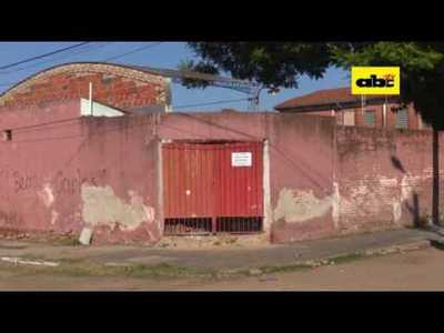 Reparan aulas en Colegio Ignacio A Pane
