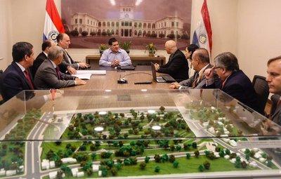 Buena noticia: Se proyecta un Parque Urbano frente al BCP