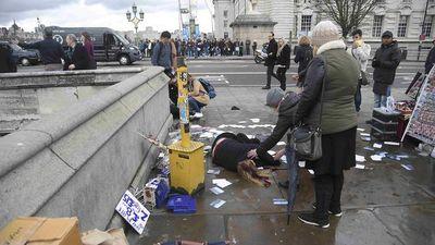 Ataque frente al Parlamento de Londres apunta a terrorismo