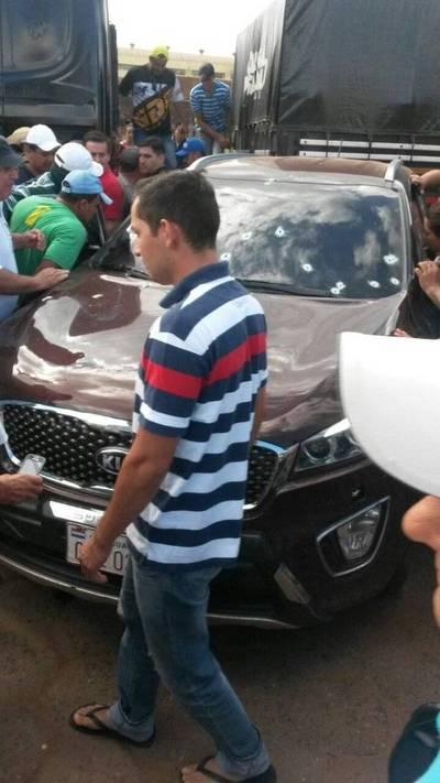 Pedro Juan Caballero: matan a hombre en pleno microcentro