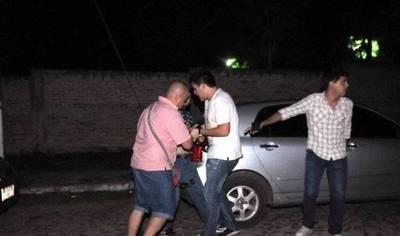 Periodistas repudian agresión y Fiscalía investiga a patotero sospechoso