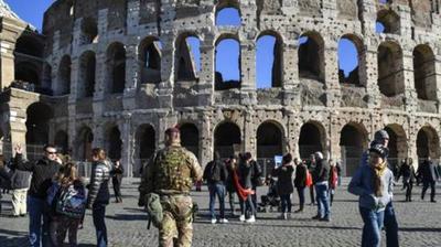 Roma se blinda para cumbre de presidentes