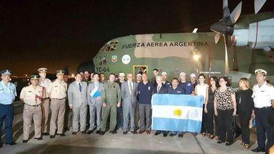 Presidente peruano agradeció por ayuda humanitaria por aluviones